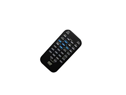 HCDZ Replacement Remote Control for RCA DRC6317E DRC6318E DRC69705E22 DRC69705 DRC69702 DRC6379T DRC99382 7-Inch Dual Screen Portable Mobile DVD Player System