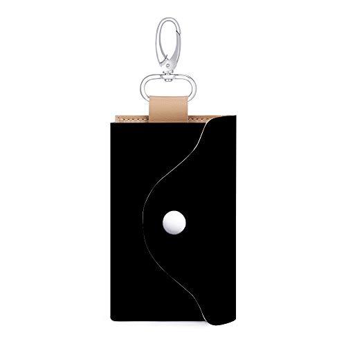 RXsXianR Sacred Reich-セイクレッド・ライク キーケース メンズ key case キーホルダー スマートキーケースス マートキー 小銭入れ付き カード 6連三つ折り多機能 ユニセックス 人気 オシャレ プレゼント
