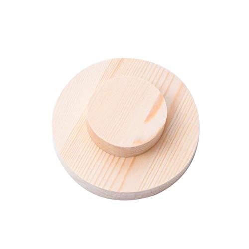 Cabilock Holz Armband Halter Arbeitsplatte Schmuck Lagerregal Haarband Armreif Display Veranstalter für Zuhause Shop