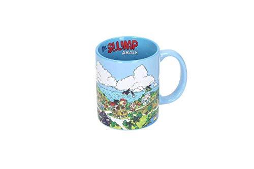 SD toys - Mug Dr Slump - Penguin Village - 8436546891017