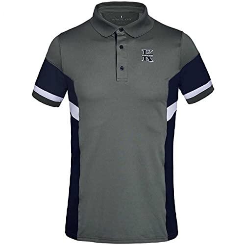 Kingsland Herrenshirt, T-Shirt, Poloshirt KLlander Kurzarm Micro Funktions-Pique Männer Größe M