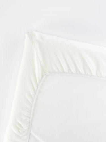 BABYBJÖRN Lit Parapluie drap-housse simple - Blanc