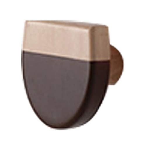 Hangine Wall Hooks,Beech Wood Coat Hooks,Wall Hooks Decorative,Coat Rack Wall Mounted with Screw and Anchor