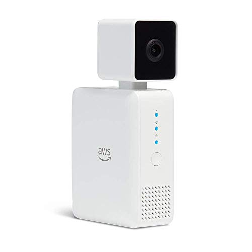 AWS DeepLens (Modell 2019): Videokamera mit Deep Learning für Entwickler