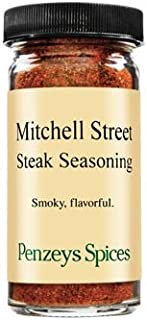 Mitchell Street Steak Seasoning By Penzeys Spices 3 oz 1/2 cup jar
