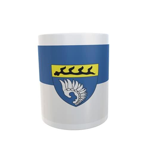 U24 Tasse Kaffeebecher Mug Cup Flagge Bitz