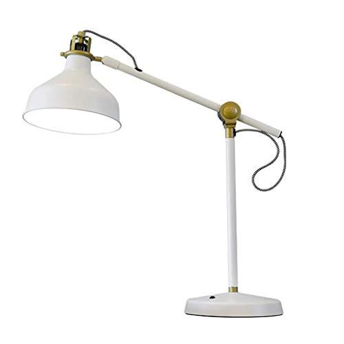 NXYJD Lámpara de Mesa Sencillo y Moderno, Creativo Dormitorio lámpara de cabecera, Sala de Estar Decoración, Estudio lámpara de Mesa