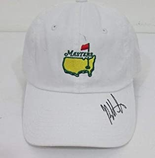 Bubba Watson Signed/Autographed Master's Hat JSA N48617
