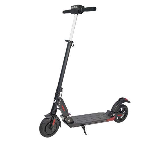 Trottinette électrique Adulte TX Mobility - Moteur 300W - Vitesse 25 km h - Métal Noir