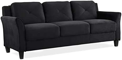 Best Lifestyle Solutions Collection Grayson Micro-fabric SOFA, 80.3