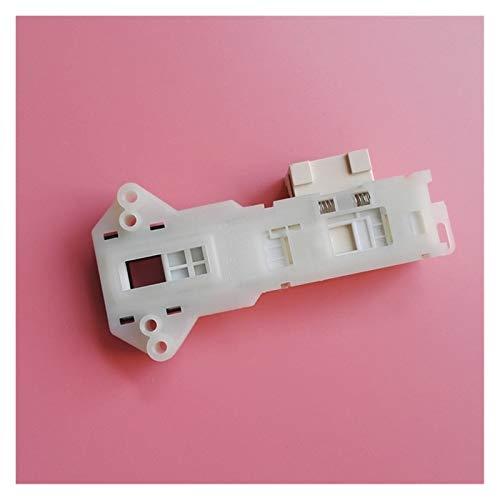 Reunion Plug Cerradura de Puerta electrónica en Forma for LG Washing Interruptor de la máquina Tiempo de retraso de la Puerta WD-T80105 N80090U N10300D Lavado de Piezas de la máquina