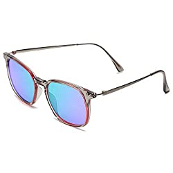 powerful Men's color blindness glasses / red-green blindness (color …