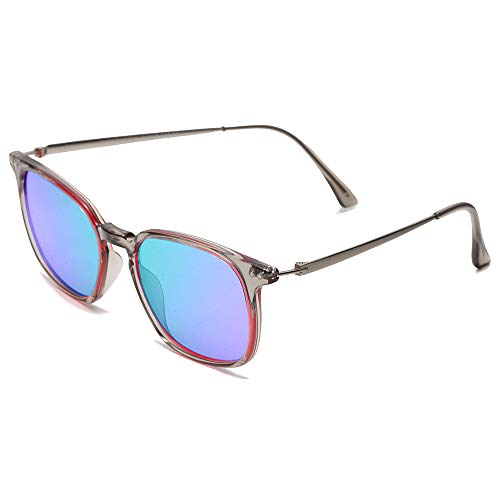Color Blindness Glasses for Men/Color Blind Corrective Glasses for Red-Green Blindness (Color Blind Glasses)