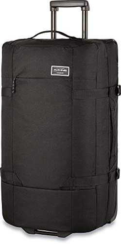 Dakine SPLIT ROLLER Travel Bag, Black (Schwarz), 75 L