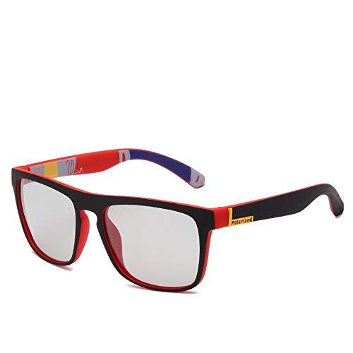 GAOTIAN Gafas de Sol Gafas de Sol Photocrómicas polarizadas Hombres Conducción Cambio Color Gafas de Sol Visión Nocturna Anti-Glamare Gafas de conducción