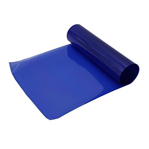 APA Blendschutzstreifen Frontscheibe Sonnenschutz Tönungs Streifen Folie Blau Keil