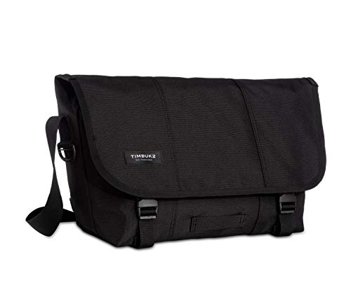 Timbuk2 Classic Messenger Bag M Jet Black 2020 Tasche