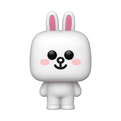 Funko- Pop Animation Line Friends-Cony Figura coleccionable, Multicolor (48152)