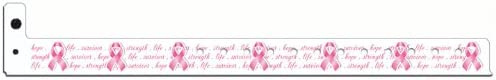 Plastic Superband Wristbands - Excellence 3 4 Aw Breast Inch Width Super beauty product restock quality top! Cancer