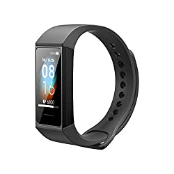 Redmi Smart Band - Black (Direct USB Charging, Works with Xiaomi Wear App),Goertek Inc., Weifang Shandong, China 261031,HMSH01GE,activity tracker,fitness band,fitness tracker,smart band,smartband