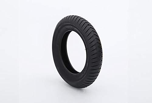 HUAQINEI Neumáticos de Scooter eléctrico 10X2.50 Durables Antideslizantes engrosados a Prueba de explosiones Neumáticos Interiores inflables de Goma universales Negros y Neumáticos Exteriores