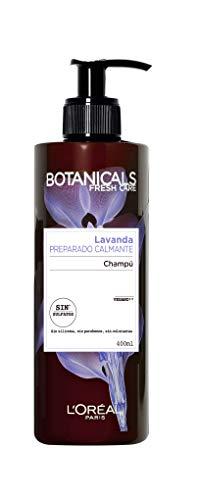 Botanicals Champú Calmante para Cabello y Cuero Cabelludo Delicado - 400 ml