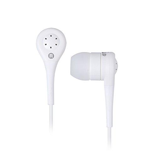 TDK T62086 EB120 Stereo In Ear Headphones White