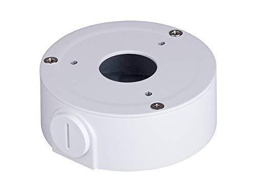 DAHUA PFA134 - Caja de conexión para cámara Dome y Bullet impermeable IP66 de aluminio para serie R