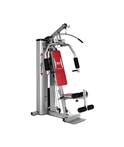 BH Fitness G112X Multigym Plus, Tensión máxima de 70 kg