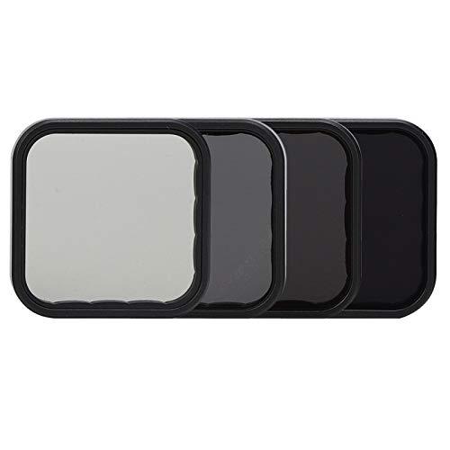 DAUERHAFT Seguridad del Filtro de la Lente de la cámara, para la cámara Insta360 One R, para la cámara Sport Insta360