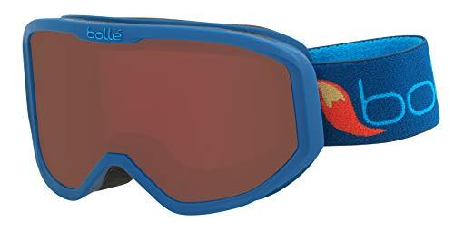 Bollé INUK matowe blue fox/rosy bronze 3-6 YEARS okulary do szylowania, uniseks dla dzieci