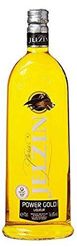 Jelzin Vodka Power Gold Likör (1 x 0.7 L)