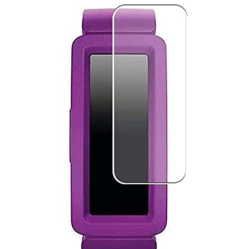 Vaxson 3 Unidades Protector de Pantalla, compatible con Fitbit Ace 2 FOR KIDS Fitness Tracker Smart Watch [No Vidrio Templado] TPU Película Protectora Film Guard