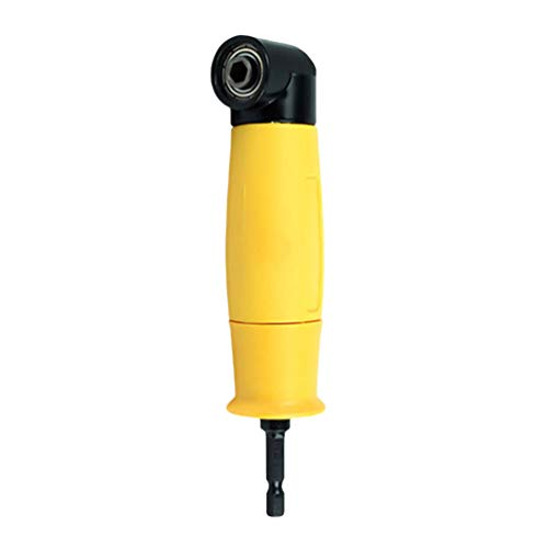 Buy Discount iplusmile 90 Degree Angle Bend Extension Electric Drill Attachment Hex Drill Bit Socket...