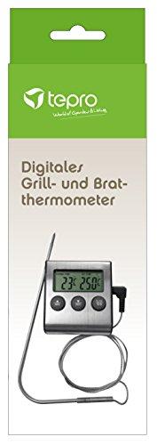 Tepro 8565 Digitales Grill- und Bratthermometer