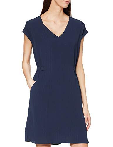 s.Oliver Damen 14707826888 Kleid, Blau (Eclipse Blue 5884), 38
