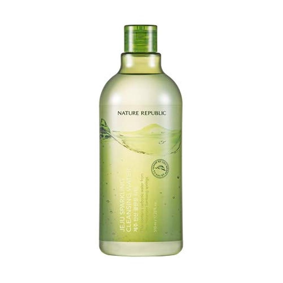 ペンダント壁紙外部Nature republic Jeju Sparkling(Carbonic) Cleansing Water ネイチャーリパブリック済州炭酸クレンジングウォーター 510ml [並行輸入品]