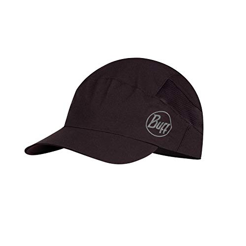 Buff Pack Trek Cap Gorra, Unisex-Adult, Black, One Size