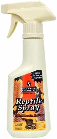 Natural Product Chemistry Reptile 8-Ounce Mite Spray quality assurance