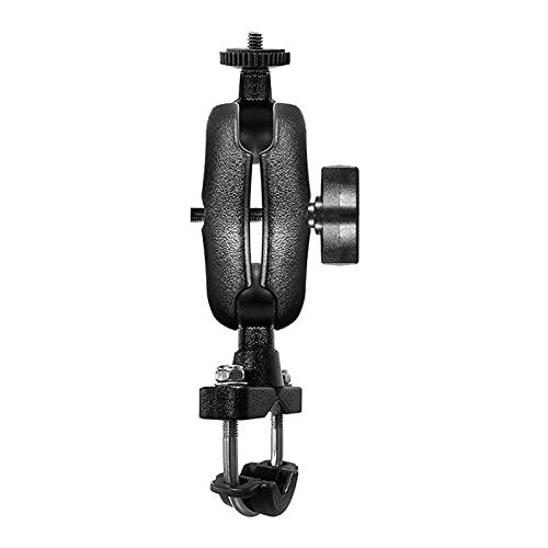 Kisbeibi Fahrrad Kamera Halterung für Go Pro Mountainbike Lenker Kamerahalterung 360 Grad Rotary Motorrad Fahrradhalterung Halterungen für Gopro Hero 9 8 7 Action Camera Bike Mount