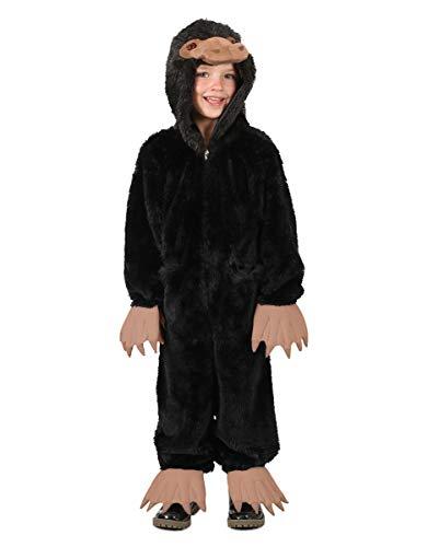 Horror-Shop Fantastic Beasts Niffler Kinder Kostüm als Fantasy Verkleidung 2 Jahre