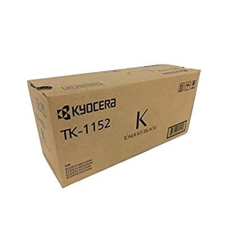 Kyocera OEM tk-1152(1t02rv0us0) Black Toner Cartridge. Para Kyocera Ecosys p2235dw