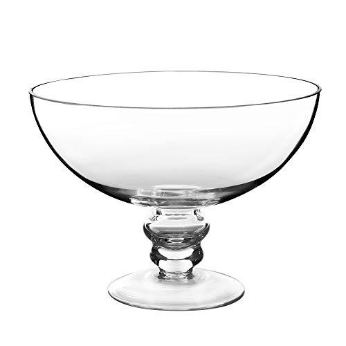 glass bowl pedestal - 8