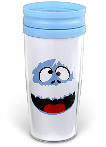 Rudolph the Red-Nosed Reindeer - Bumble Plastic Travel Mug