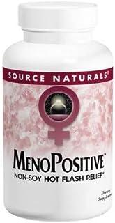 SOURCE NATURALS Menopositive 100 Mg Tablet, 120 Count