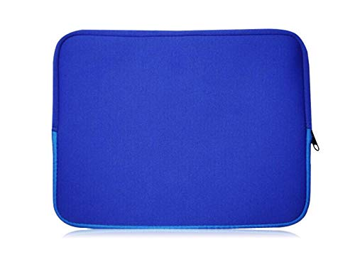 Sweet Tech BLAU Laptop Schutzhülle Laptoptasche Neoprene, Sleeve Case Laptophülle Notebook Hülle Tasche für HP ProBook 430 G6 Laptop 13.3 Inch