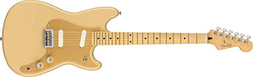 Fender Duo Sonic - Diapasón de arce - Desert Sand