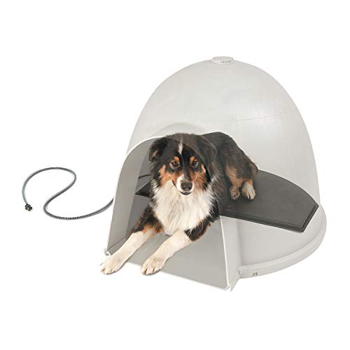 K&H Pet Products Lectro-Kennel Igloo-Style Heated Pad