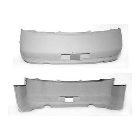Rear Bumper Cover for INFINITI G35 2003-2007 Primed Coupe