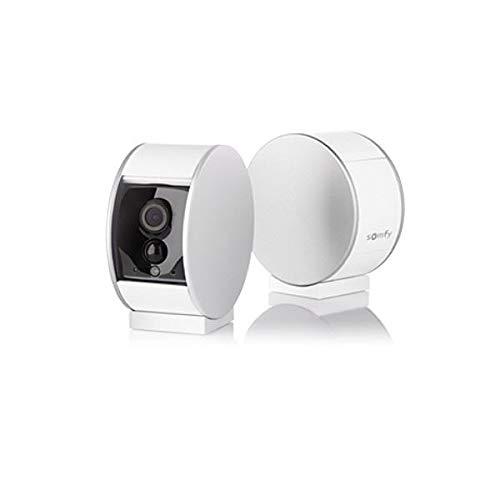 Somfy Security Überwachungskamera mit Anwesenheitssensor / 1875345 kompatibel mit Tahoma - Somfy